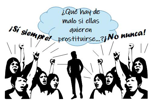 «¿Qué hay de malo si ellas quieren ejercer?». La cuestión del consentimiento y la libertad en la prostitución