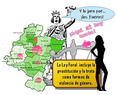 Las leyes en la Comunidad Foral de Navarra sobre violencia de género y protección de las víctimas