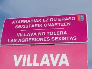 cartel Villava1