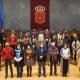 Lectura crítica de los DDHH. FOTO: Parlamento de Navarra