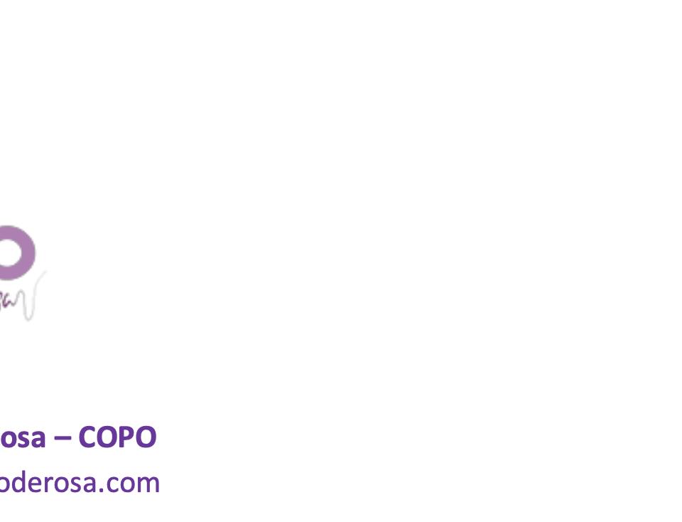 Logos de COPO y ACT